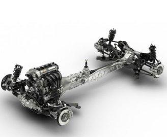 Drivlina motor